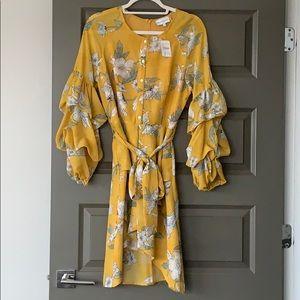 Chriselle X J.O.A dress
